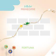 Bracciale con geco e stellina in oro e smalto colorato. Scopri la collezione Fortuna di leBebé Primegioie, il gioiello dei bambini. :)  http://www.lebebe.eu/it/collezioni/Fortuna #fieradiesseremamma #lebebé #primegioie #gioielli #modabimbo