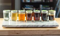 How to make simple syrup (and 7 more variations on it) #cocktailbasics From Blossom to Stem | Because Delicious www.blossomtostem.net