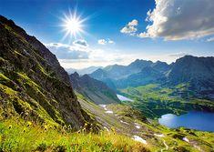 Dolina Pięciu Stawów, Tatry, puzzle Trefl » Sklep Trefl