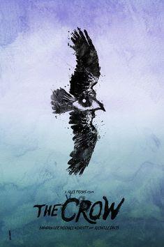 The Crow - movie poster - Daniel Norris
