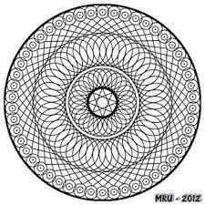 Resultado de imagen de dibujos para colorear dificiles