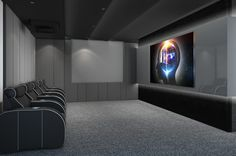 BNC Technology - House Kyalami Home Cinema