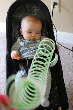 Fun at Home with Kids - Looks like cute ideas for wee ones to explore the sensations of the world!