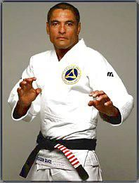 Rickson Gracie was the most dominant jiu jitsu artist ever, who is the son of Helio Gracie. Description from oklahomajiujitsu.com. I searched for this on bing.com/images