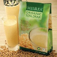 Melilea Organic Soya Drink: Suitable for pregnant mothers. Provides sufficient nutrients especially protein and calcium for the mother-to-be and fetus.