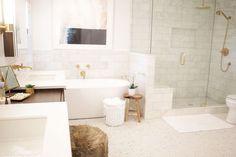 #Staggreno Master Bathroom Reveal