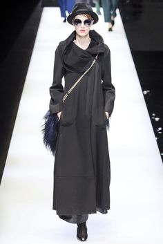 Milán Fashion Week: Giorgio Armani Otoño-Invierno 2017/18