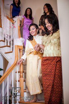 Rosanna & Doug's Traditional Cambodian Engagement Ceremony | Lawrenceville Atlanta Cambodian Wedding Photographer by Zac | FengLongPhoto.com