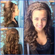 Pentecostal Hair Dos Curly Bun Hairstyles | LONG HAIRSTYLES