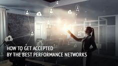 Are you a noob in affiliate marketing and don't know what to do to get accepted into a performance network? We can help!