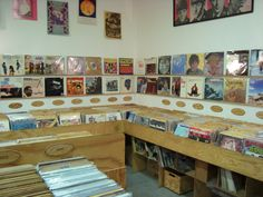 The Record Store, Berlin