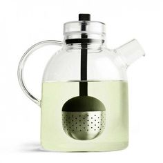 Glass Kettle Tea Pot