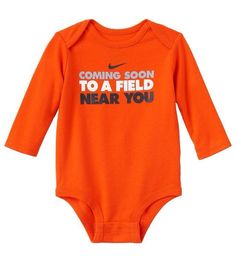 """nwt new #nike infant #baby #boy romper bodysuit clothes """"coming soon..."""" 0-3 months from $4.99"""