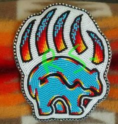 result for Native American Beadwork Patterns Free Printable Native Beading Patterns, Beadwork Designs, Seed Bead Patterns, Jewelry Patterns, Indian Beadwork, Native Beadwork, Native American Beadwork, Native American Patterns, Indian Crafts