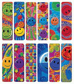 Smiles Bookmarks