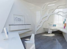 design of office il Conte