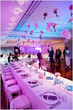 wedding ideas and themes quinceanera centerpiece flowers and lights rental 27960
