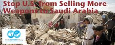 Stop U.S. from Selling More Weapons to Saudi Arabia. Please sign here to stop it: https://actionnetwork.org/petitions/stop-us-from-selling-more-weapons-to-saudi-arabia?source=twitter&