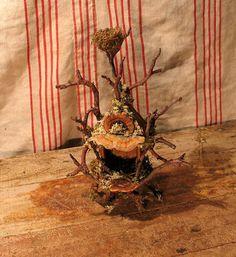 Petite Fae Treehouse Custom Order by pandorajane on Etsy, $49.00