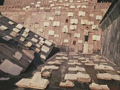Still from the film The Colour of Pomegranates, 1968 Sergei Parajanov