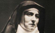 Portrait of Edith Stein in the student chapel of the Hochschulgemeinde Wien im Edith-Stein-Haus | photo by Braveheart