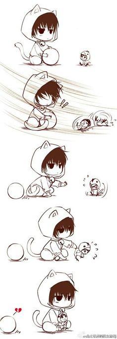 Chibi siêu cute ^^