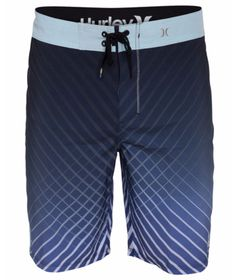 The Hurley Men's Phantom Crossfire Boardshorts are perfect for spending Labor Day at the beach or pool.