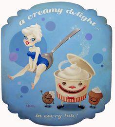A Creamy Delight  by Nouar