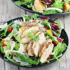 10 Saatka Z Selera Naciowego To Ideas Cobb Salad, Healthy Life, Tasty, Favorite Recipes, Meat, Chicken, Dinner, Fitness, Food