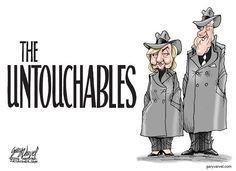THE UNTOUCHABLES | Jul/07/16 Cartoon by Gary Varvel -