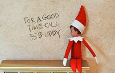 30 Shades of Elf on the Shelf | Stay At Home Mum