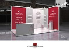 octanorm booth