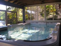 What do you think about this in door Swim Spa installation? http://www.vortexspas.co.nz/ #swimspa #swimming #relax