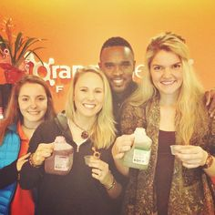 We had a great time with the team at @otheoryfitness Chastain Park! They are starting the National Weight Loss Challenge this Thursday the 15th and we'll be there this  Saturday the 17th for their big kickoff event. What better way to keep it real in 2015! #livethelifeyoucrave #fitness #health #nutrition #stayfit #keepitreal Orangetheory