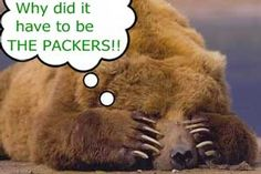 packers vs. bears jokes | Why is the Bears quarterback unable to answer a telephone?