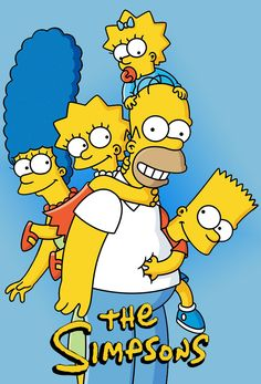 Image result for the simpsons poster