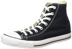 Converse Chuck Taylor All Star, Unisex-Erwachsene Hohe Sneakers, Schwarz (Black), 43 EU  EU - http://autowerkzeugekaufen.de/converse/43-eu-converse-ctas-season-hi-1j791-herren-sneaker-11