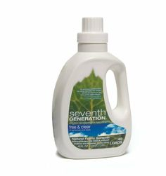 Seventh Generation Fabric Softener, Free & Clear