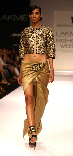'Indian Punk' by Nikhil Thampi AW13