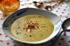 Zelerová krémová polievka Cheeseburger Chowder, Soup, Soups