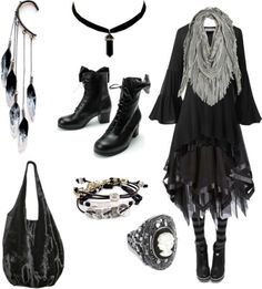Most Popular Strega Fashion Style For Best Your Performance Look Rock, Alternative Mode, Alternative Fashion, Witch Fashion, Gothic Fashion, Grunge Style, Punk, Mori Mode, Witchy Outfit