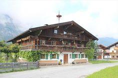 Beautfiul House in Tyrol, Austria // Tirol, Österreich