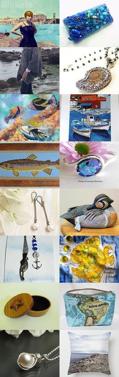 Like a fish in the sea- YOU belong with ME! by Jessica on Etsy--Pinned with TreasuryPin.com