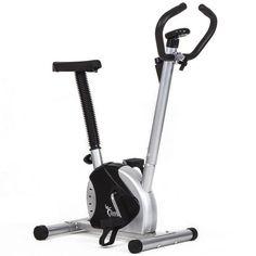 #EbayEsHQ (-56 %*) Bicicleta estatica regulable para fitness pantalla de LCD
