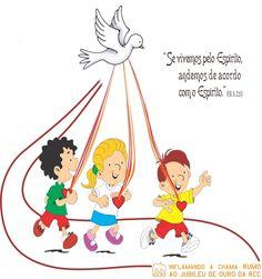 Tia Paula: Atividades sobre a Santíssima Trindade/Sinal da Cruz