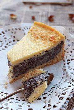 Маковый сметанник: my_lovely_cake — LiveJournal Pie Recipes, Sweet Recipes, Baking Recipes, Snack Recipes, Dessert Recipes, My Favorite Food, Favorite Recipes, Christmas Salad Recipes, No Cook Desserts