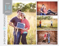 Our save the date magnets #savethedate