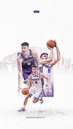 Sports Graphic Design, Graphic Design Posters, Graphic Design Inspiration, Sport Design, Sacramento Kings, Sports Graphics, Wallpaper Size, American Sports, Double Exposure