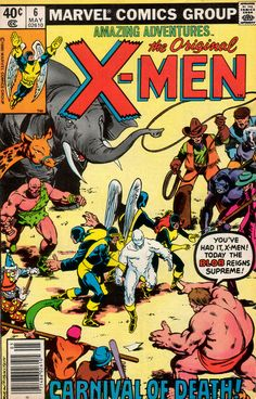 x men john byrne | We're also pleased as punch to present to you the original cover art!