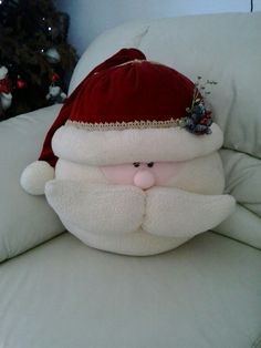 Christmas Fair Ideas, Christmas Love, Country Christmas, Christmas Holidays, Xmas, Christmas Cushions, Christmas Pillow, Christmas Stockings, Christmas Sewing